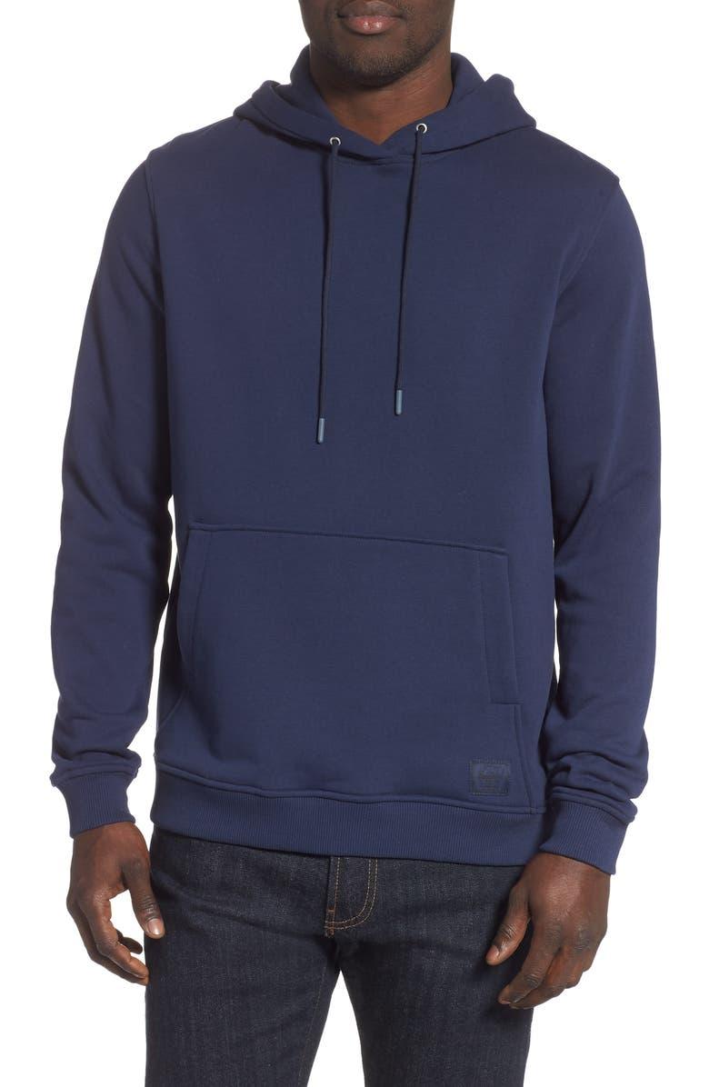 HERSCHEL SUPPLY CO. Hooded Sweatshirt, Main, color, 411
