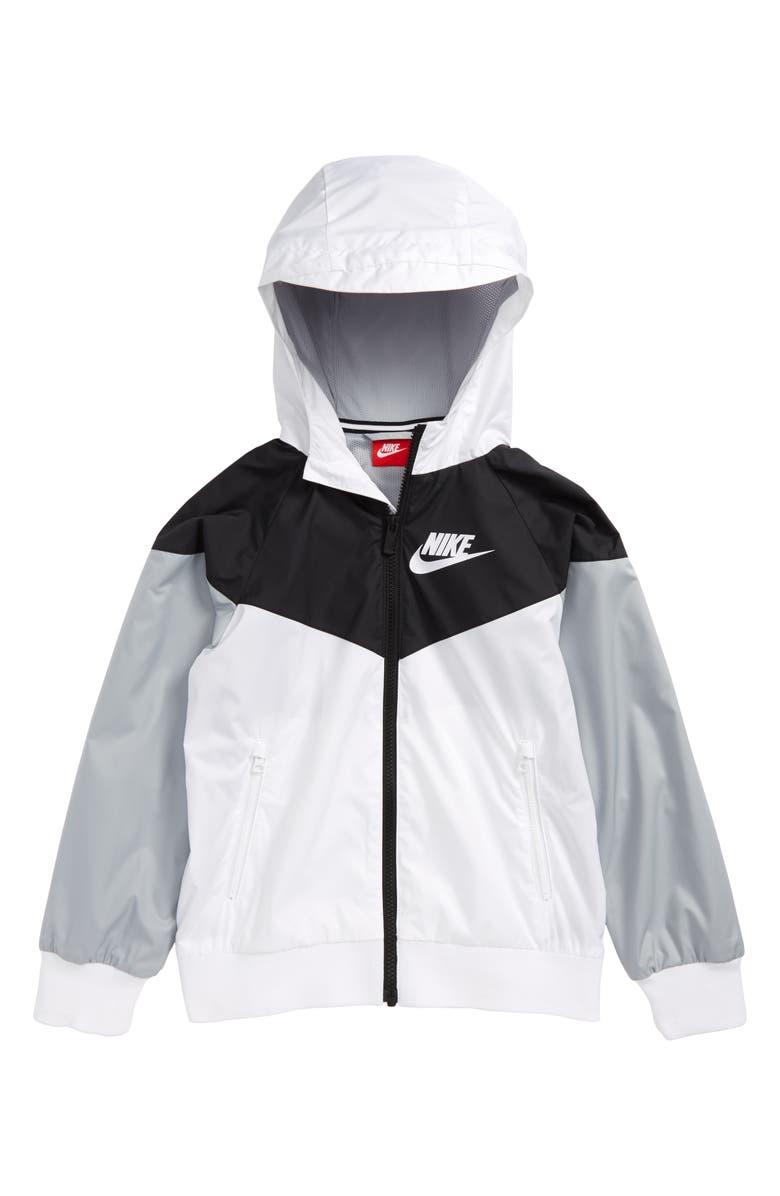 Windrunner Water Resistant Hooded Jacket
