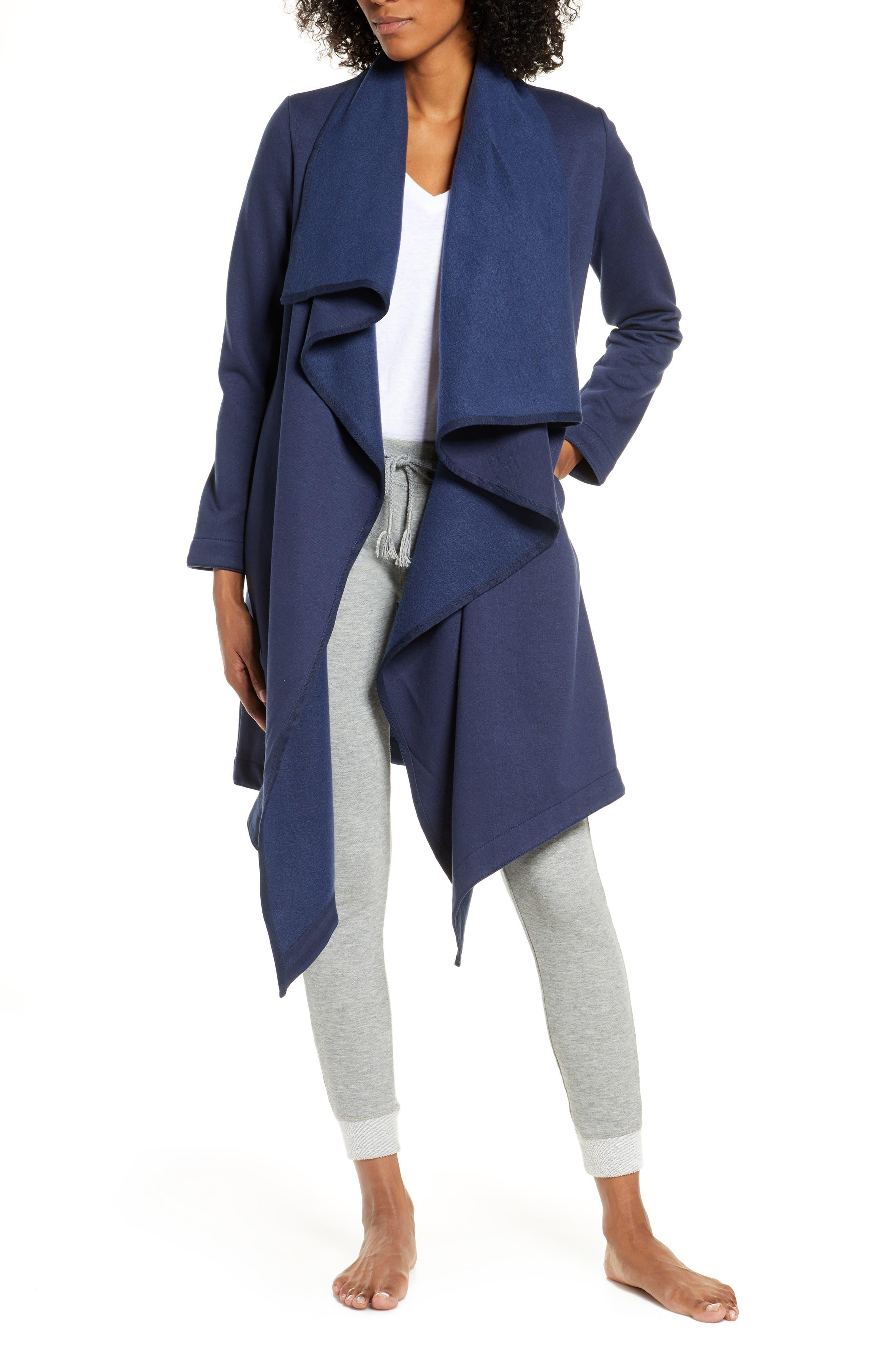 UGG® Janni Fleece Blanket Cardigan