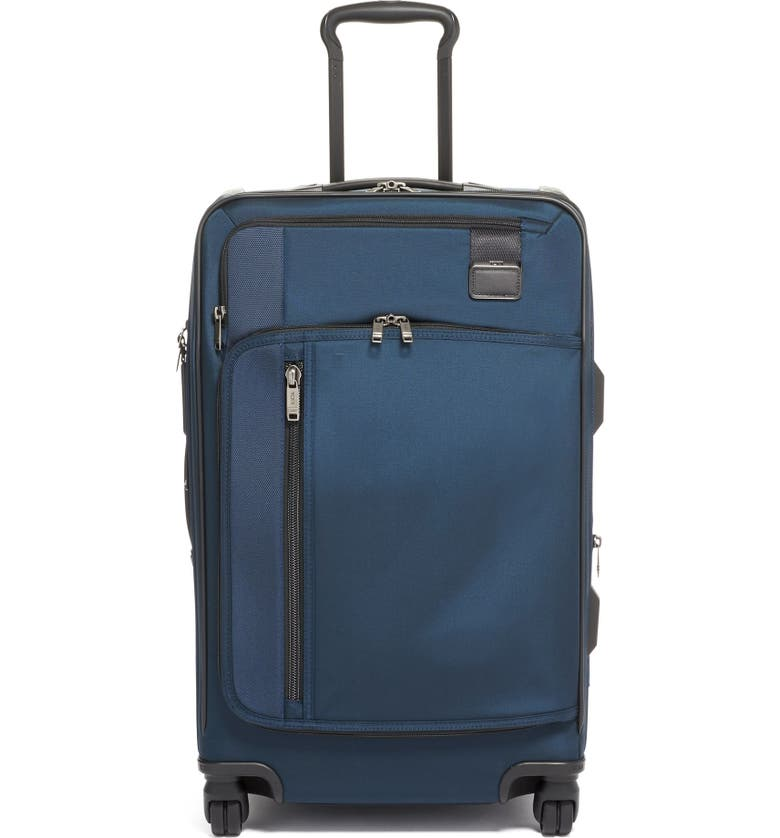 TUMI Merge Short Trip Expandable Rolling Packing Case, Main, color, NAVY