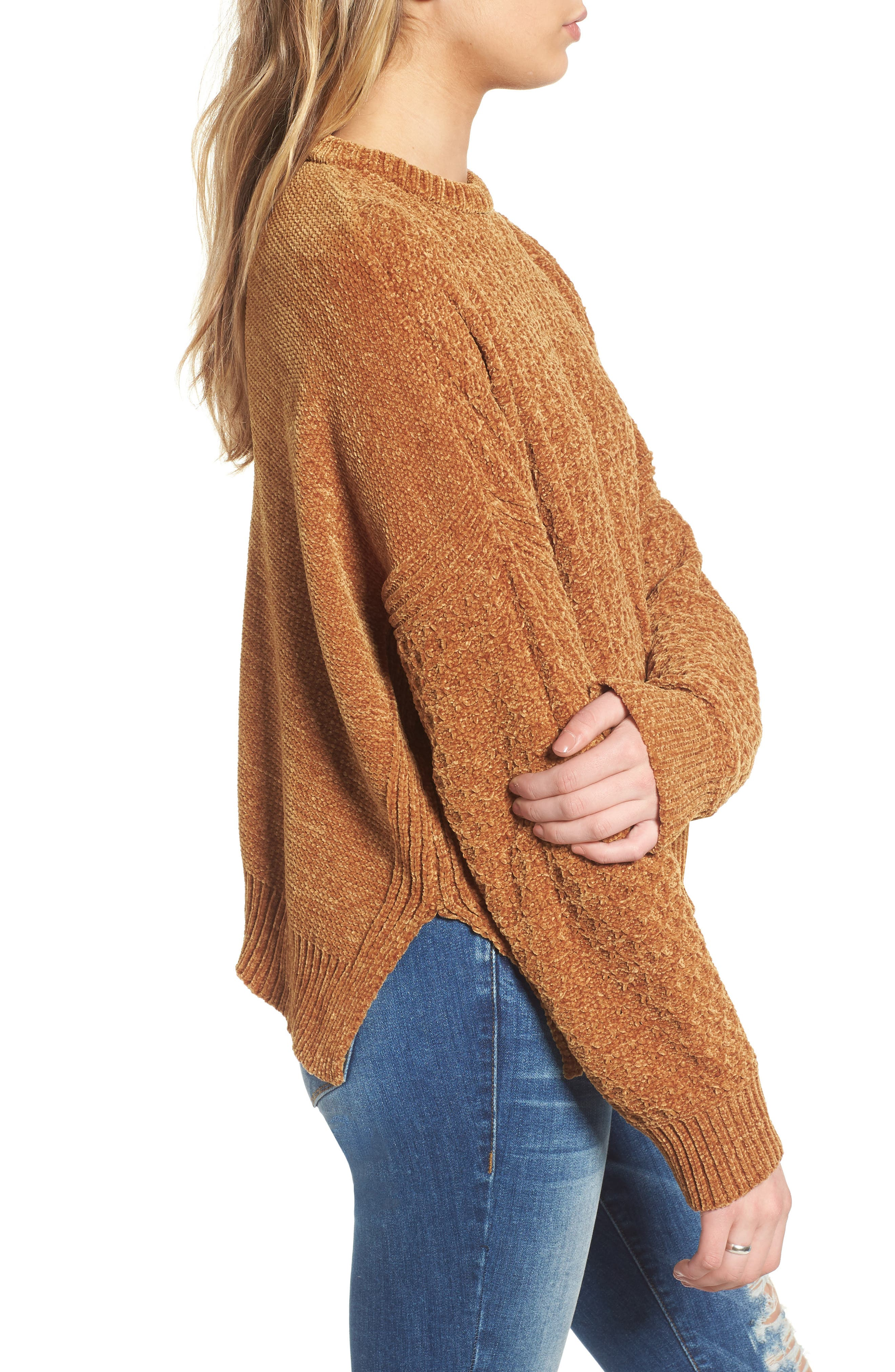 ,                             Chenille Sweater,                             Alternate thumbnail 10, color,                             701