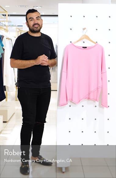Exhale Sweatshirt, sales video thumbnail