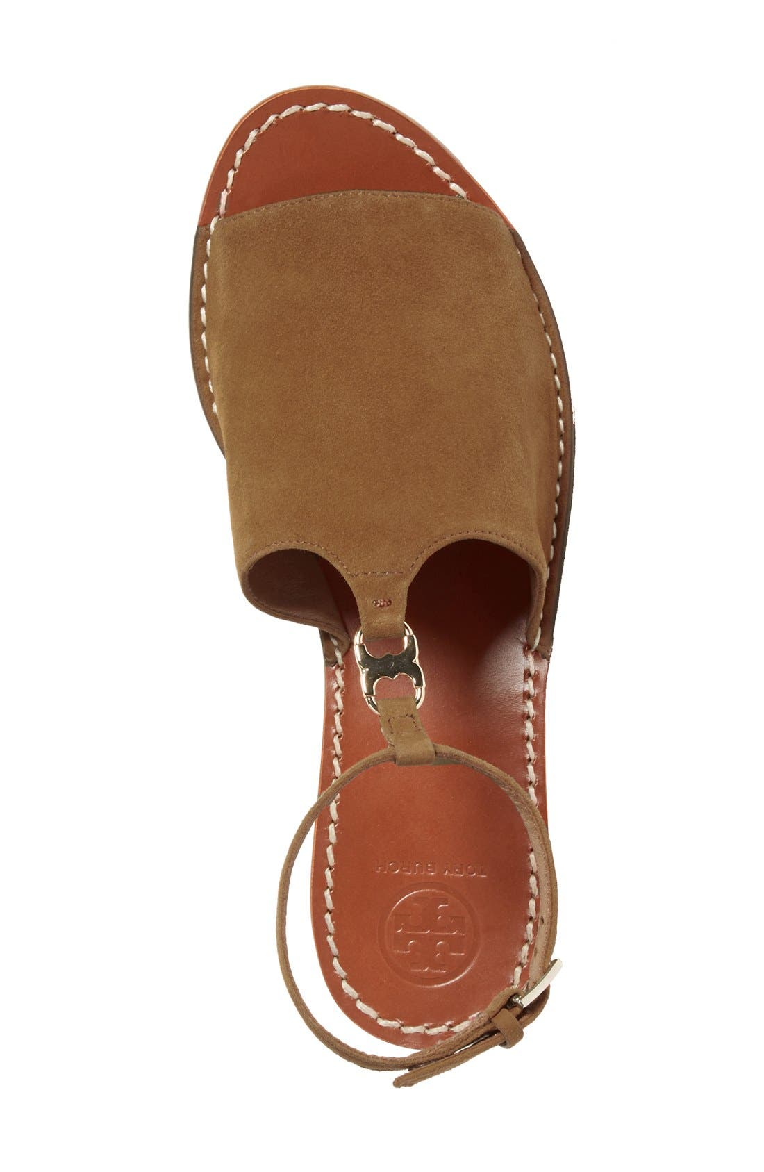 ,                             'Gemini Link' Ankle Strap Sandal,                             Alternate thumbnail 3, color,                             037