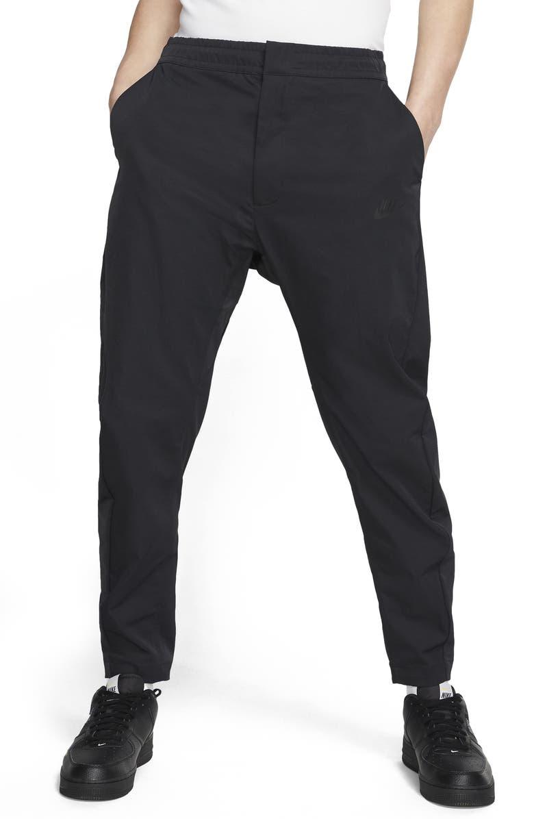 NIKE Sportswear Woven Pants, Main, color, 010