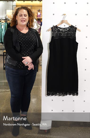 Lace Detail Sleeveless Dress, sales video thumbnail