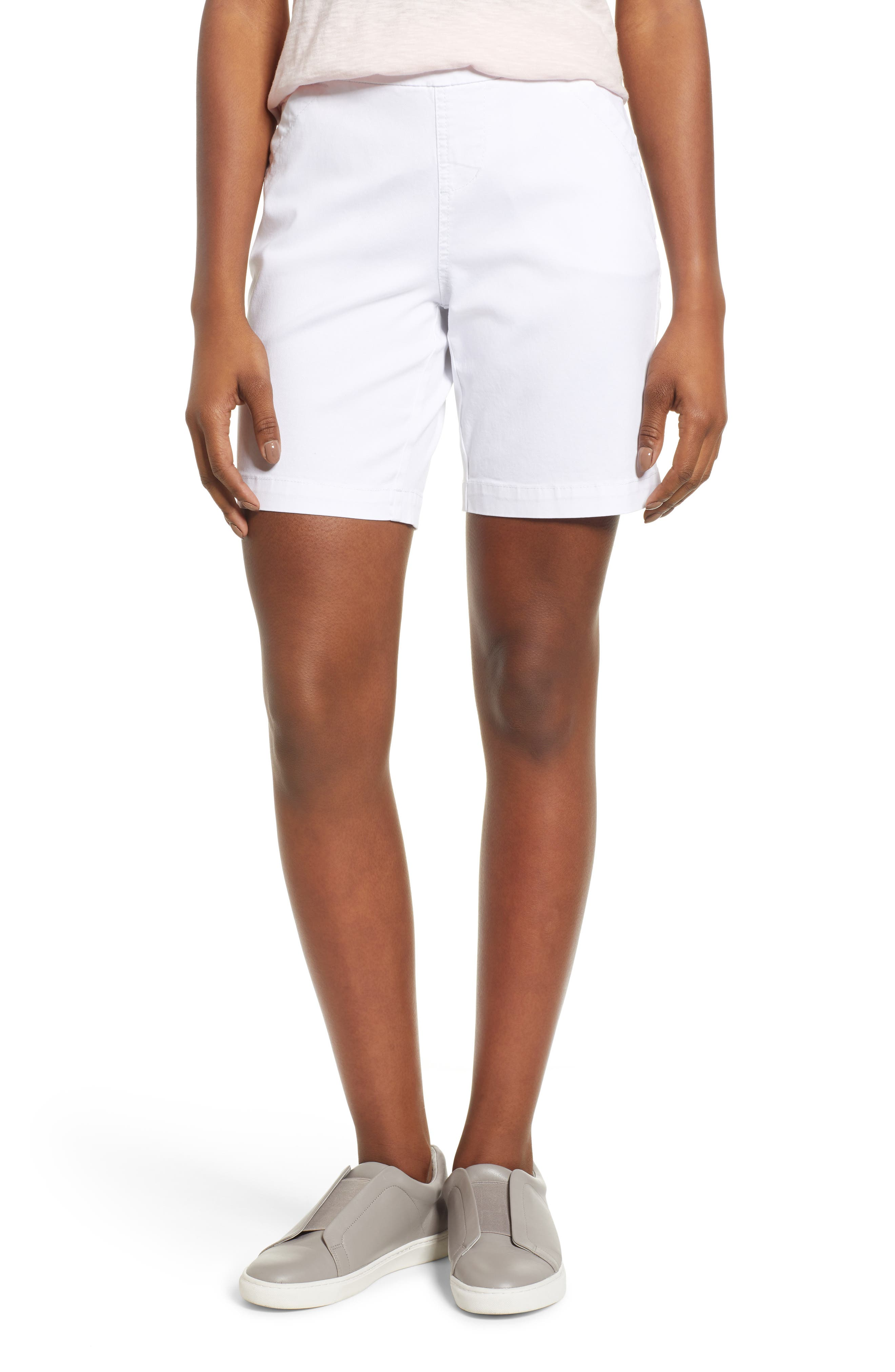 Women's Jag Jeans Gracie Stretch Cotton Shorts