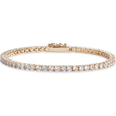 Nordstrom Cubic Zirconia Tennis Bracelet