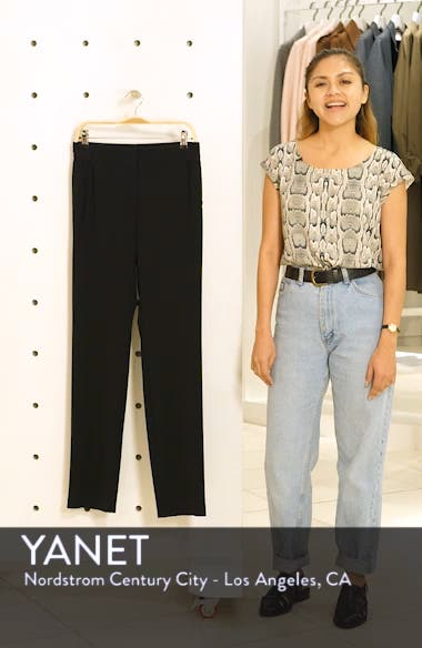 Magic Stretch Wool Crepe Pants, sales video thumbnail