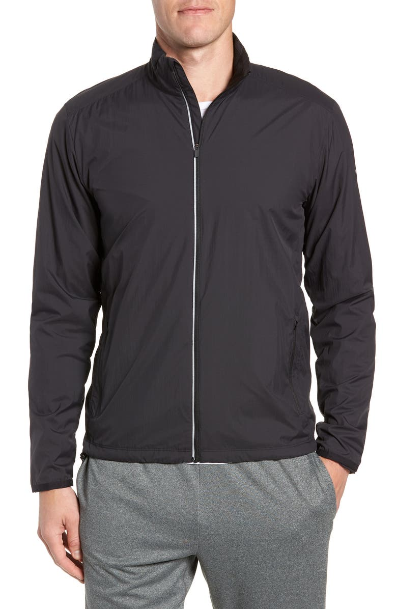 ICEBREAKER Cool-Lite<sup>™</sup> Incline Windbreaker Jacket, Main, color, 002