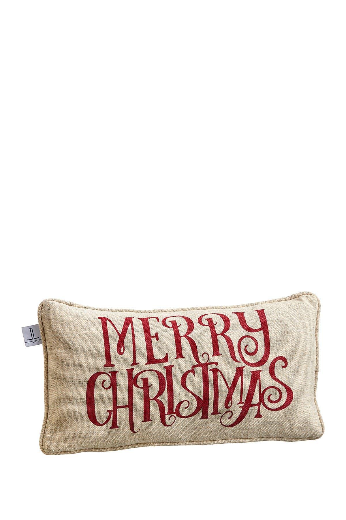 allstate 22 x 12 merry christmas pillow nordstrom rack allstate 22 x 12 merry christmas pillow nordstrom rack