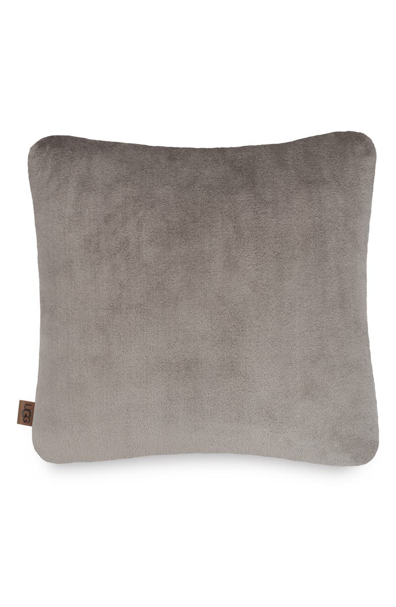 UGG<SUP>®</SUP> Whistler Accent Pillow, Main, color, LIGHT FAWN