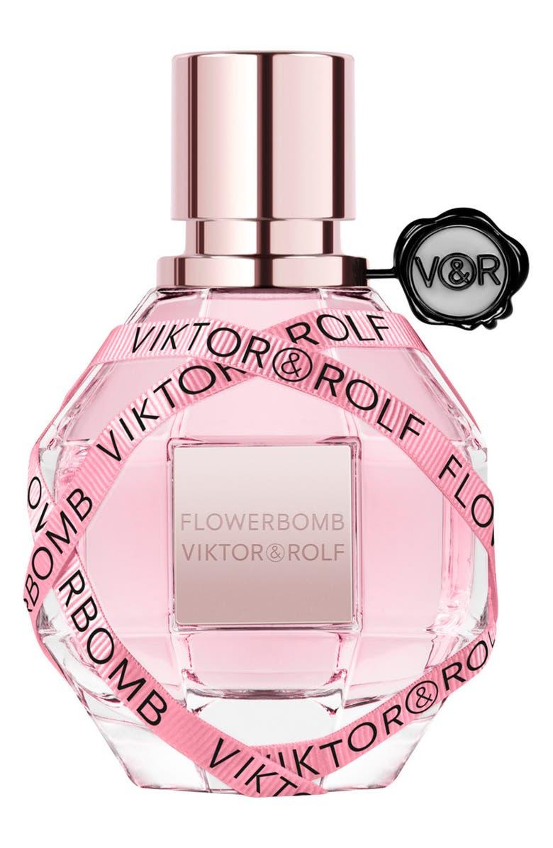 VIKTOR&ROLF Flowerbomb Bomblicious Edition Eau de Parfum, Main, color, NO COLOR