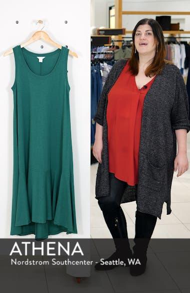 Drop Waist Jersey Dress, sales video thumbnail