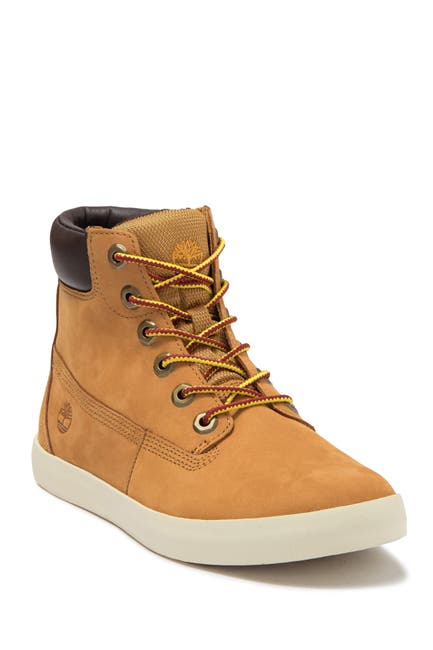 Image of Timberland Eden Leather Square Sneaker