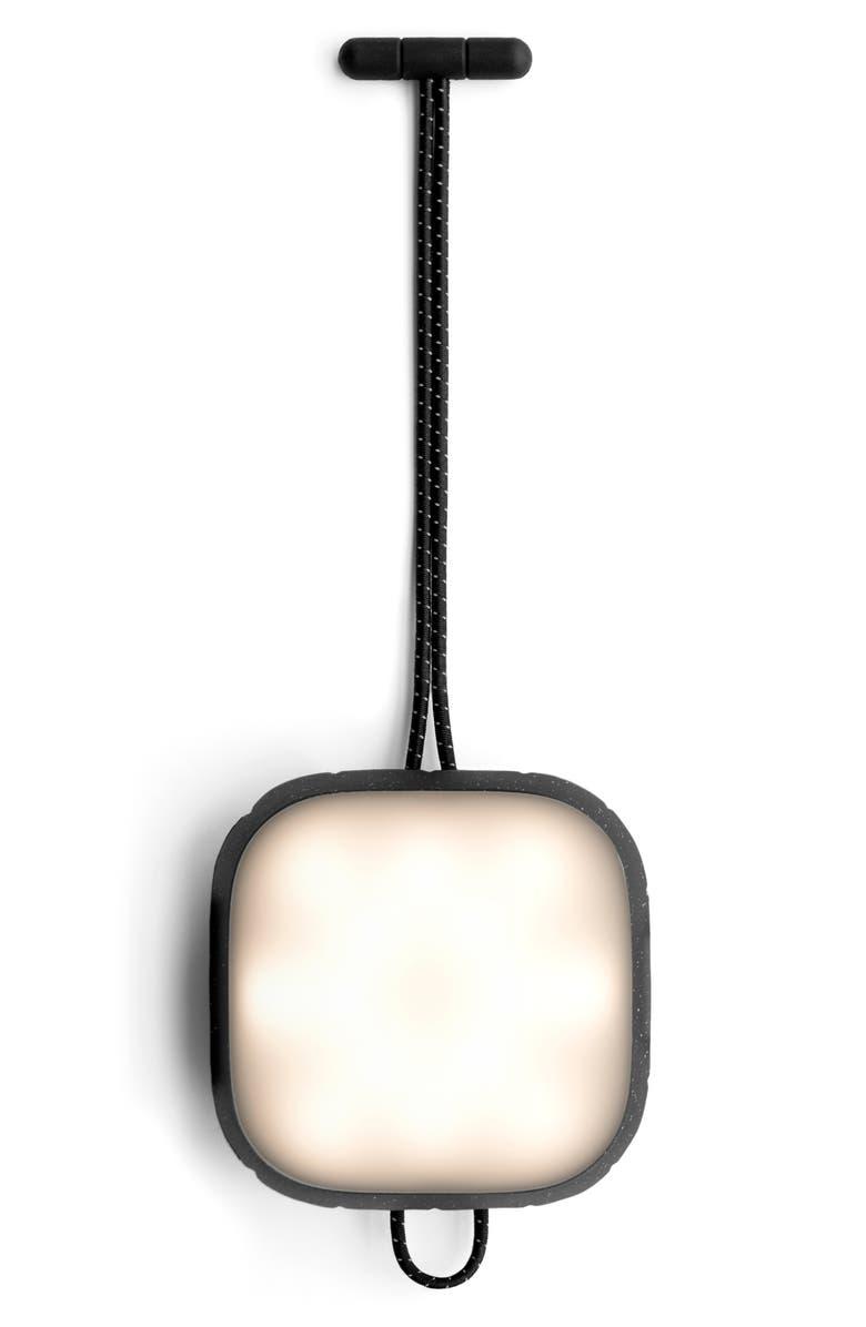LANDER Cairn XL Rechargeable Lantern & Power Bank, Main, color, BLACK