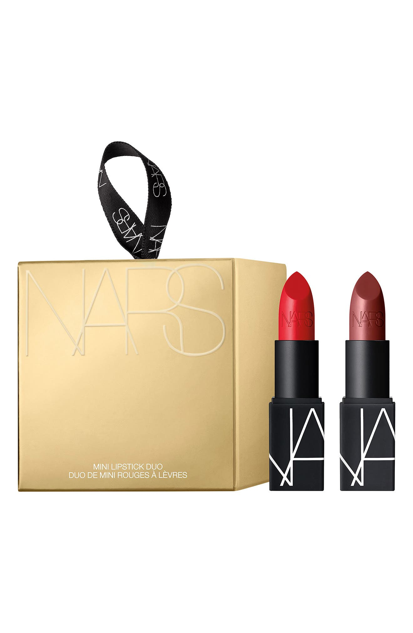 Image of NARS Mini Lipstick Duo