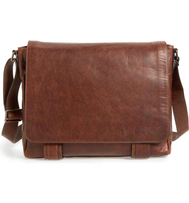 FRYE 'Logan' Messenger Bag, Main, color, 230