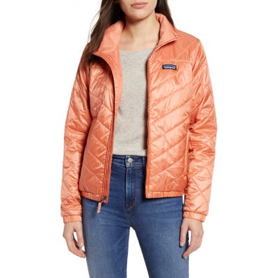 Patagonia Radalie Water Repellent Thermogreen Insulated Jacket, Pink