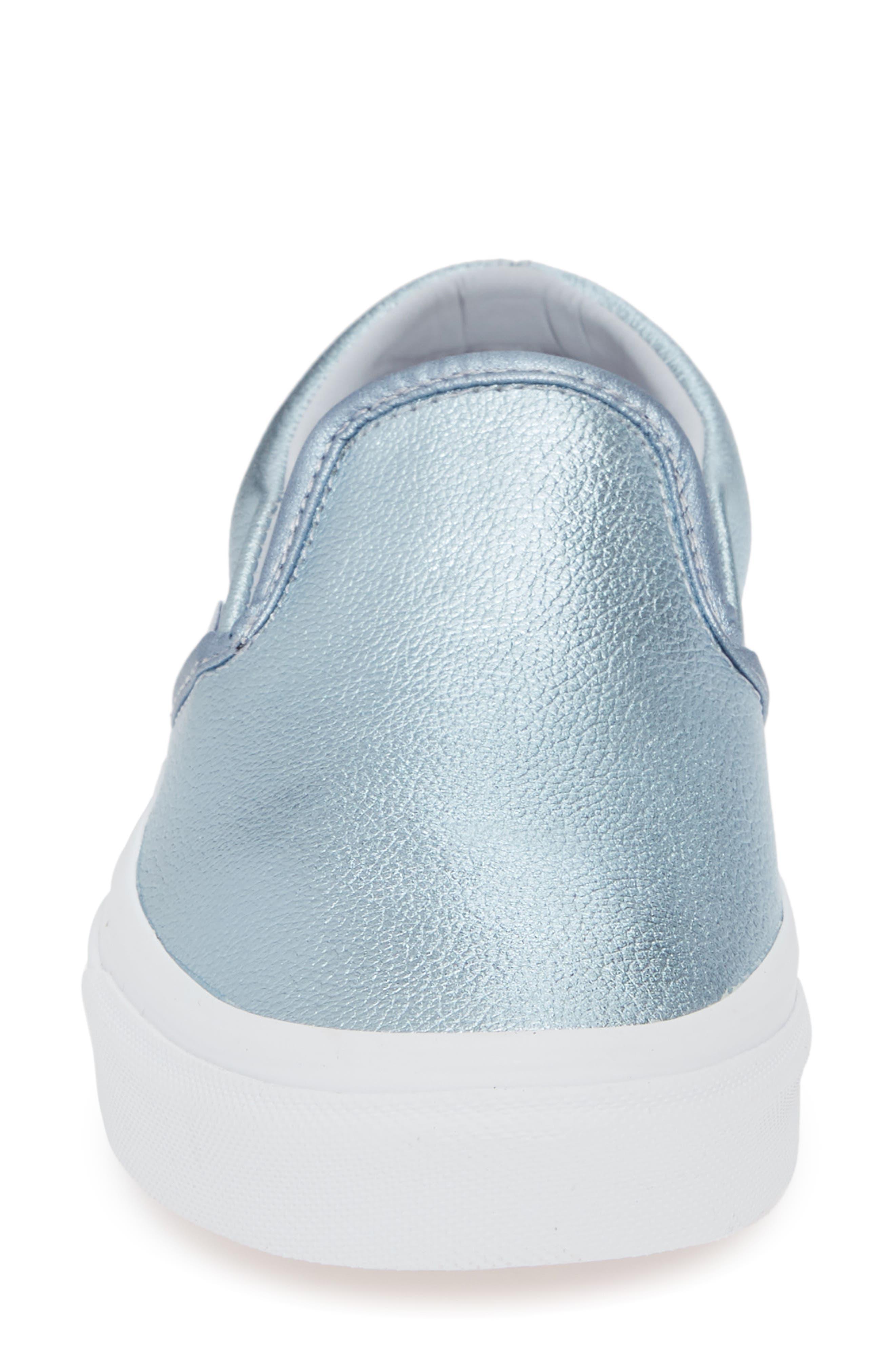 ,                             Classic Slip-On Sneaker,                             Alternate thumbnail 38, color,                             402