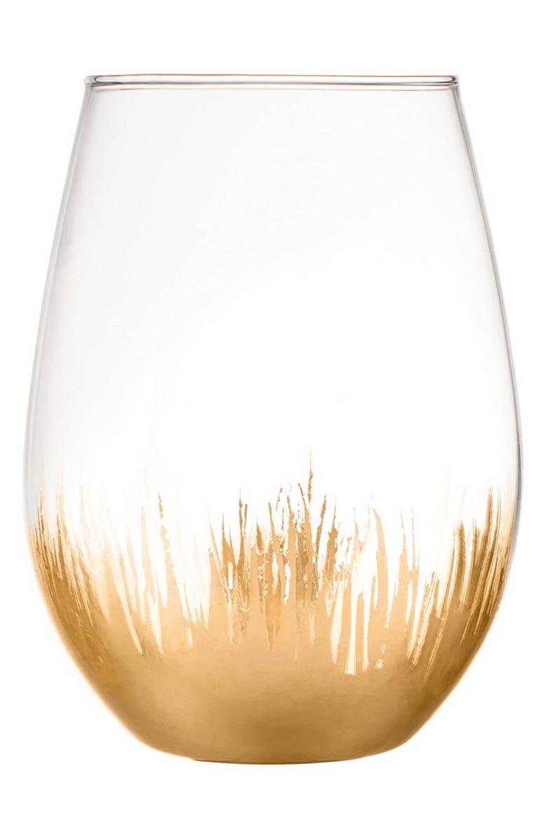 Sedona Set of 4 Stemless Wine Glasses