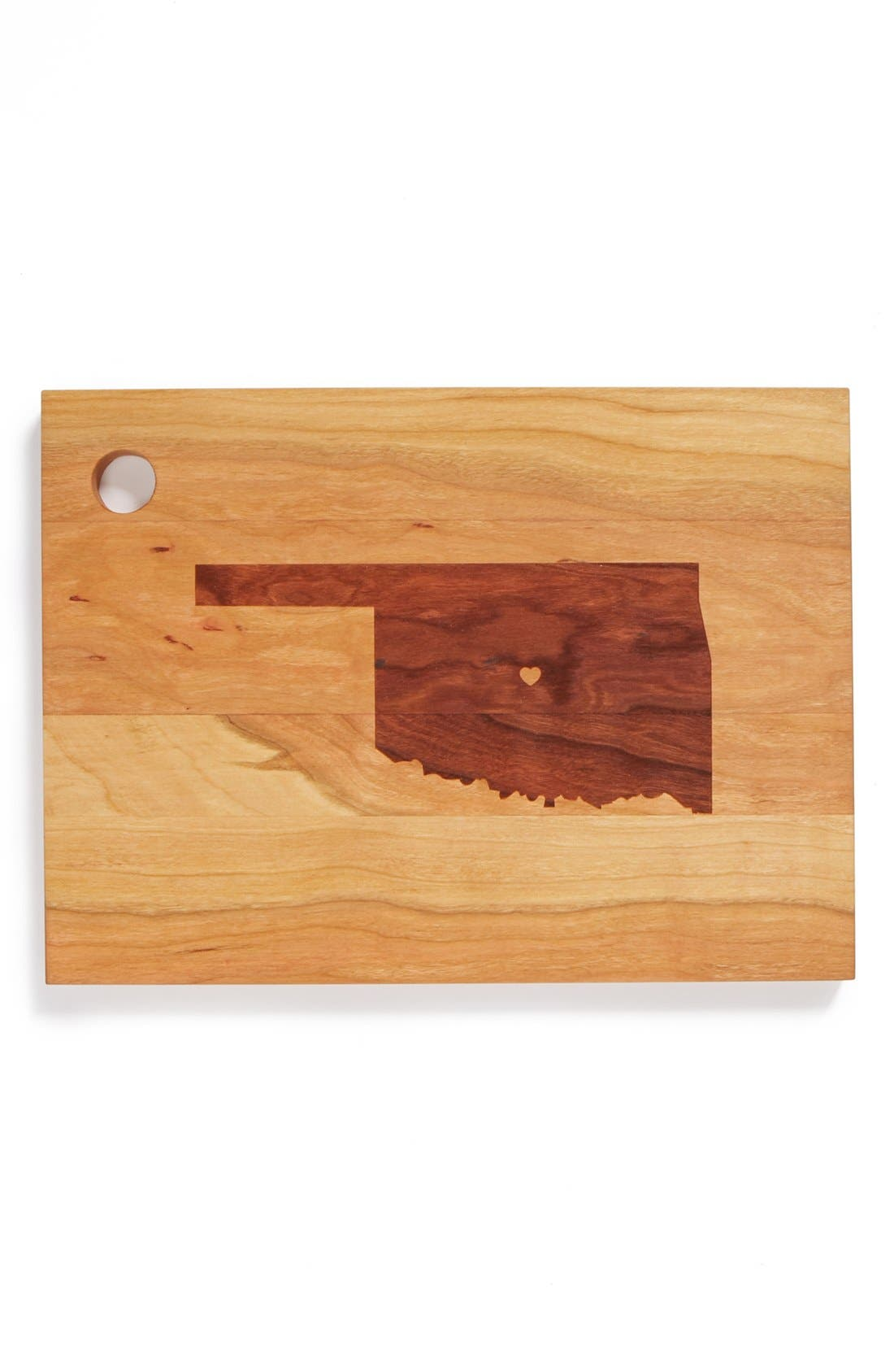 ,                             'State Silhouette' Cutting Board,                             Main thumbnail 38, color,                             235