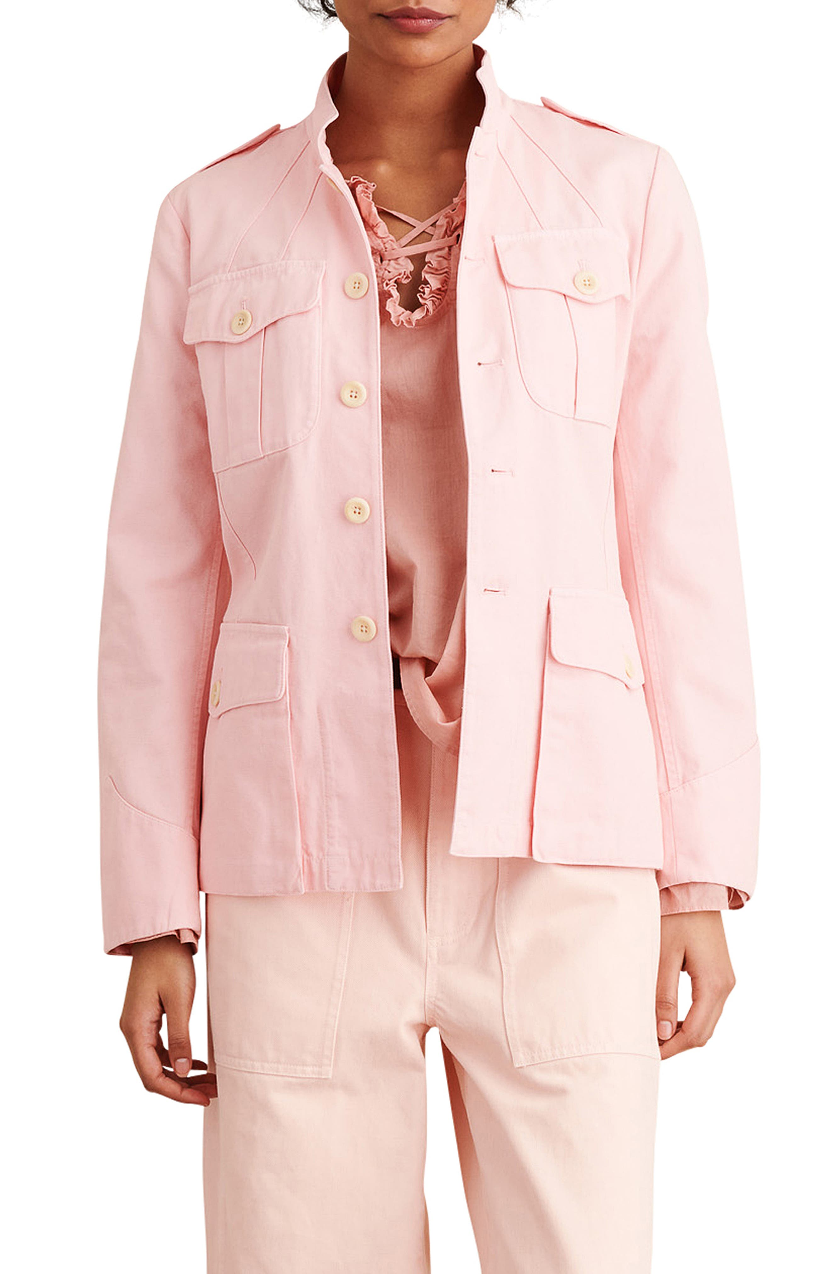 Image of ALEX MILL Officer Cotton Jacket