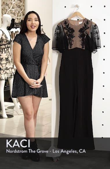 Soutache Lace Jumpsuit, sales video thumbnail