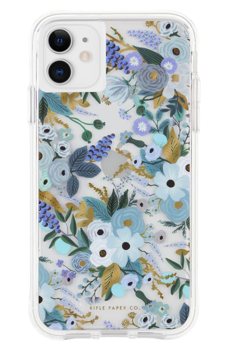 Wild Flowers iPhone 11 case