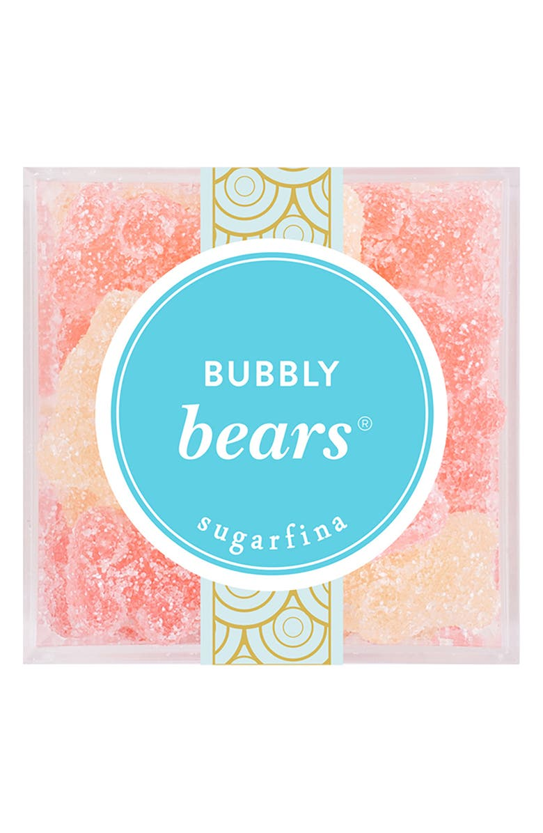 SUGARFINA Large Candy Cube, Main, color, BUBBLY BEARS