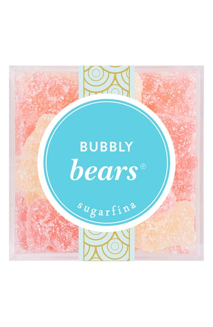 Image of SUGARFINA Champagne Bears® Large Candy Cube