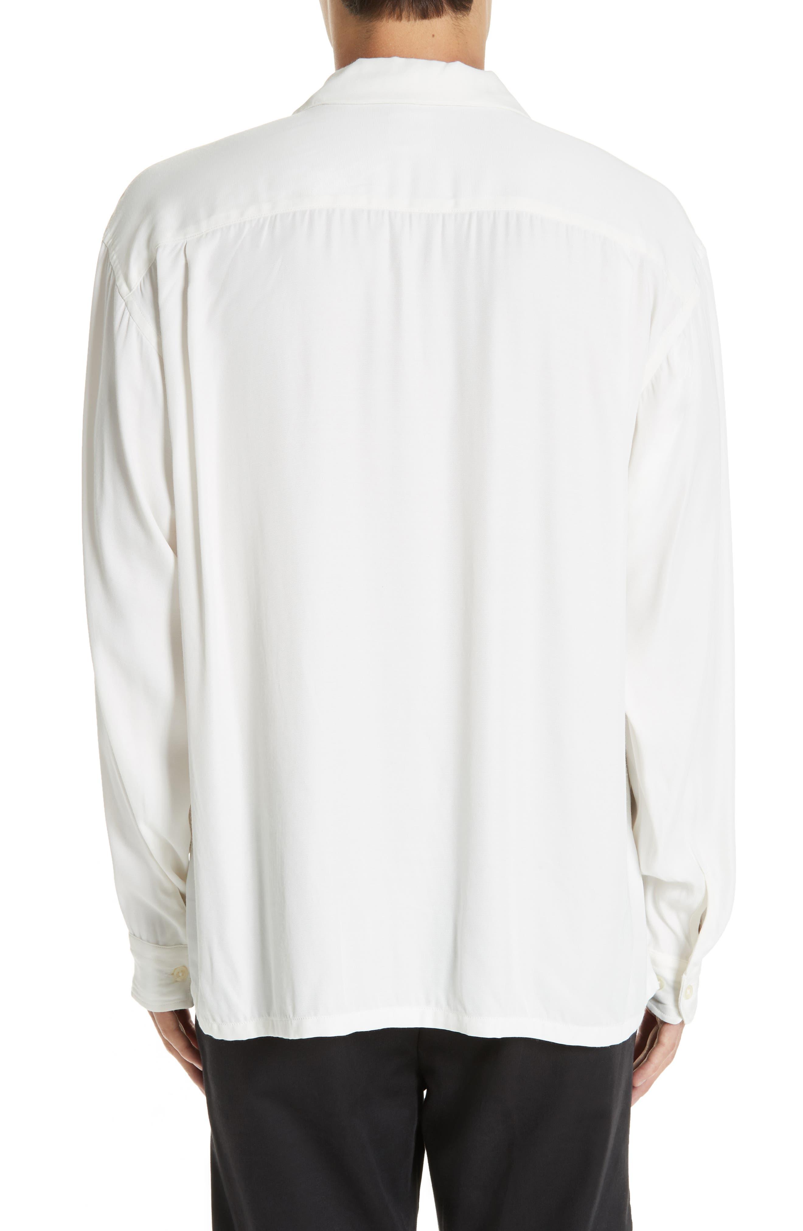 ,                             Marshall Denim Shirt,                             Alternate thumbnail 3, color,                             100