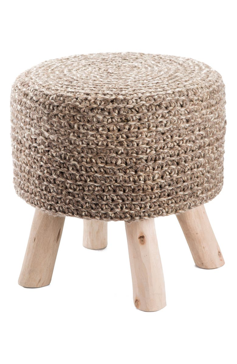 JAIPUR Pouf Stool, Main, color, 250