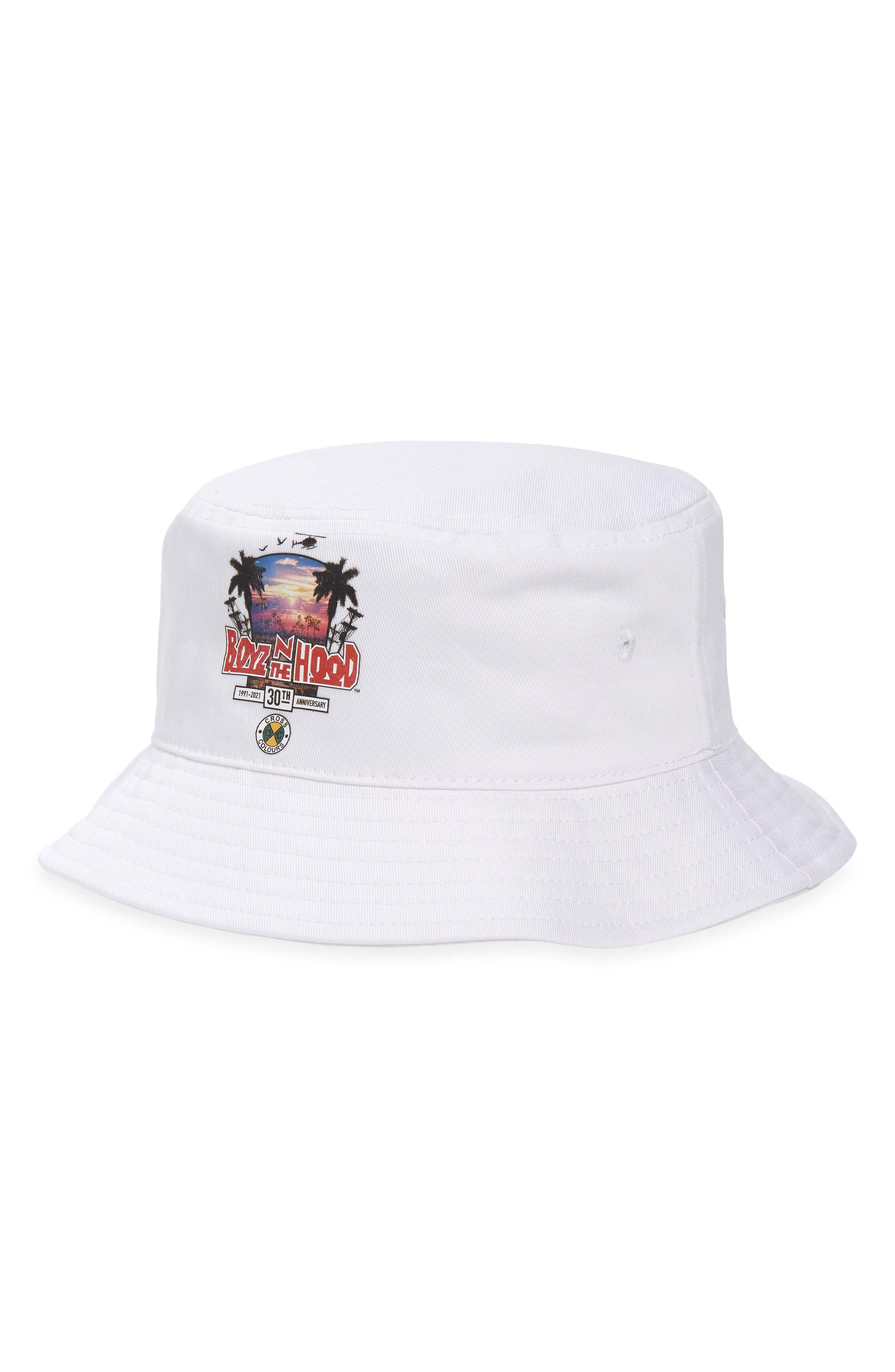 'Boyz N The Hood' Palm Street Bucket Hat
