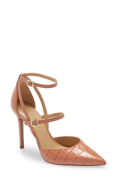 Michael Michael Kors CARDI STRAPPY POINTED TOE PUMP