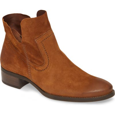 Paul Green Boston Bootie - Brown