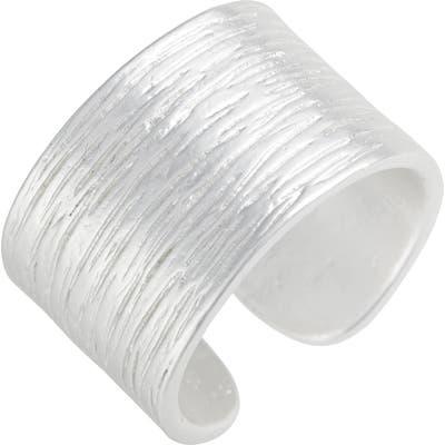 Karine Sultan Cigar Band Ring