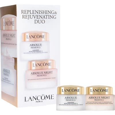 Lancome Absolue Premium Bx Replenishing & Rejuvenating Duo