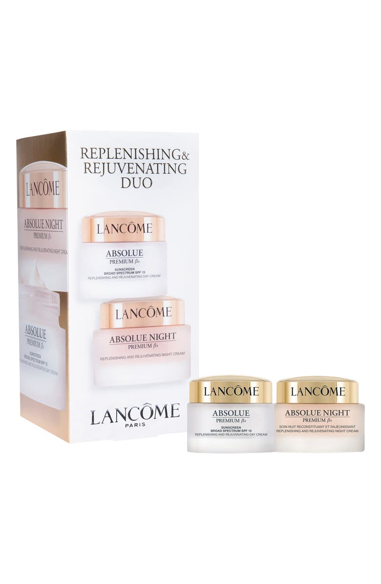 LANCÔME Absolue Premium Bx Replenishing & Rejuvenating Duo, Main, color, 000