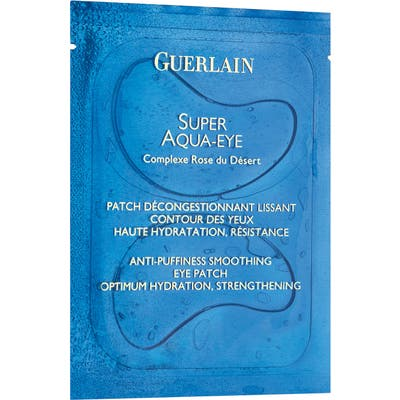 Guerlain Super Aqua Anti-Puffiness Eye Patch