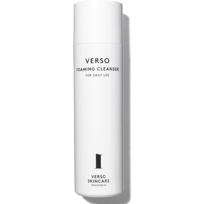 Space. nk. apothecary Verso Foaming Cleanser