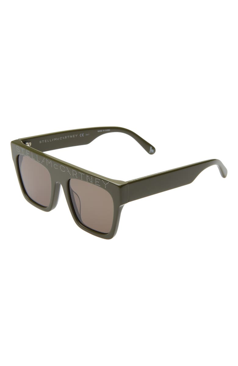 STELLA MCCARTNEY KIDS 45mm Square Sunglasses, Main, color, 303