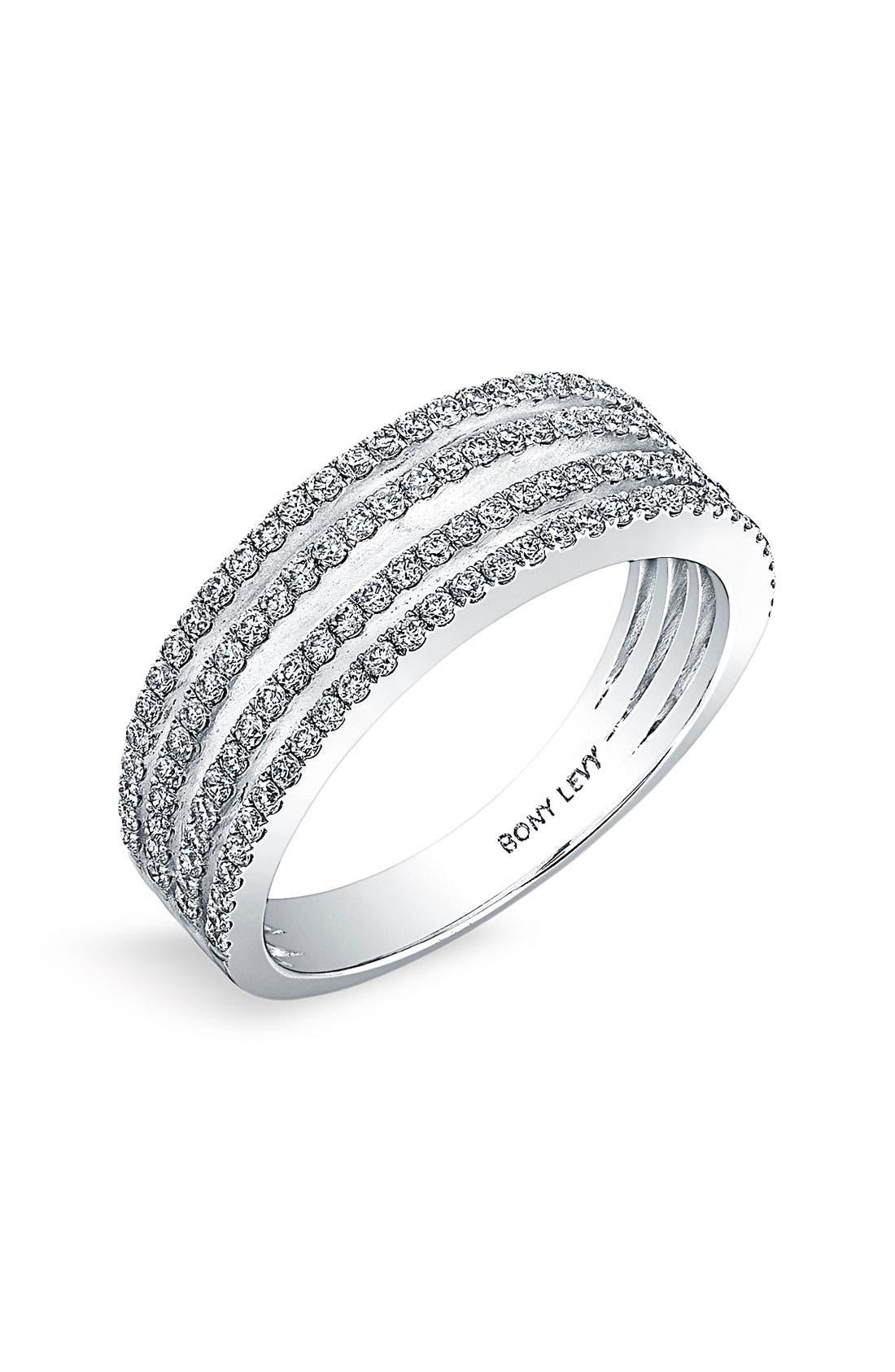 'Split' Diamond Ring (Nordstrom Exclusive)