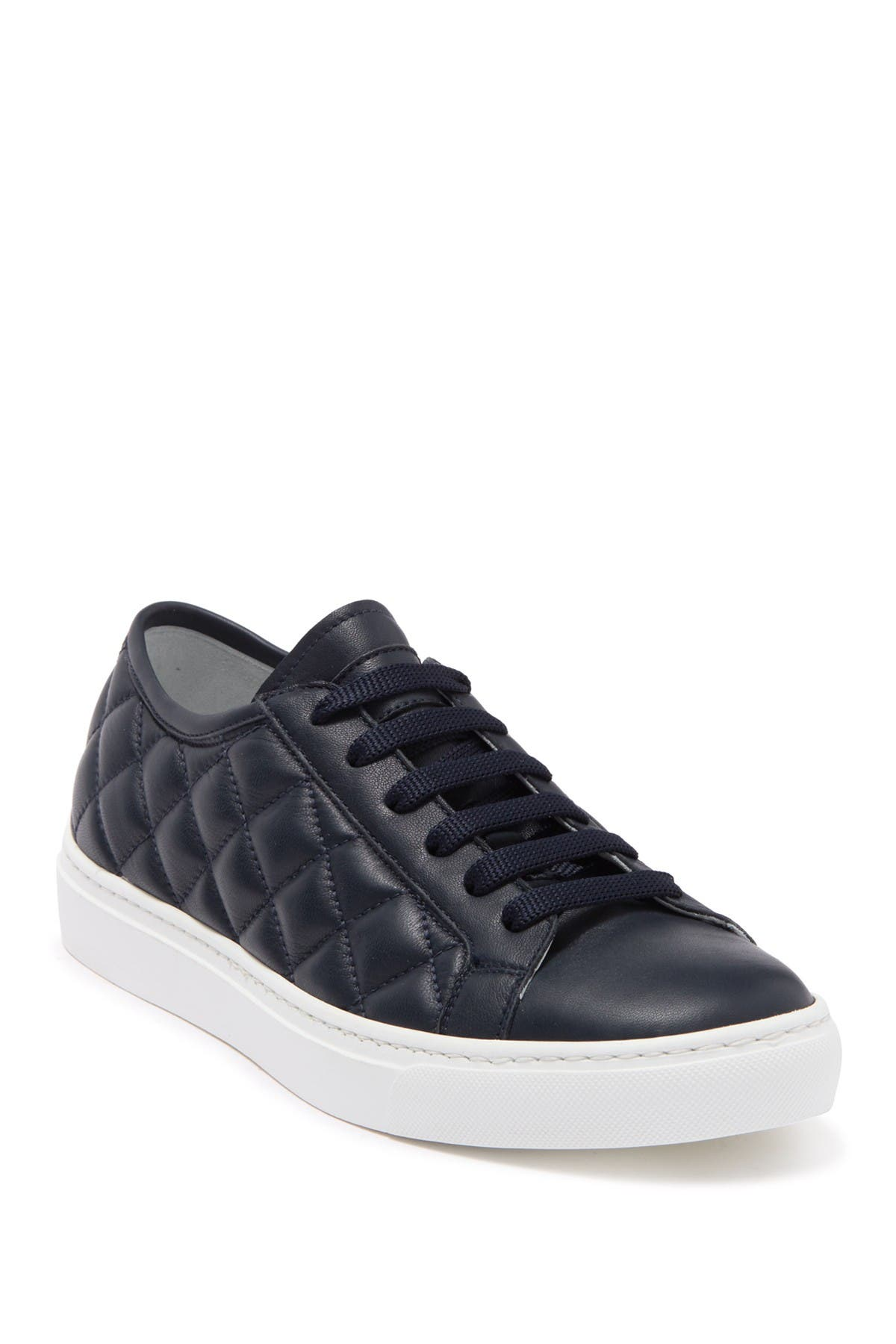 Image of To Boot New York Amelia Quilted Sneaker