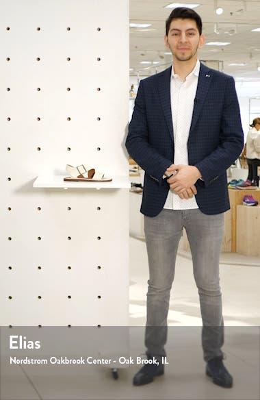 Aldina Strappy Sandal, sales video thumbnail