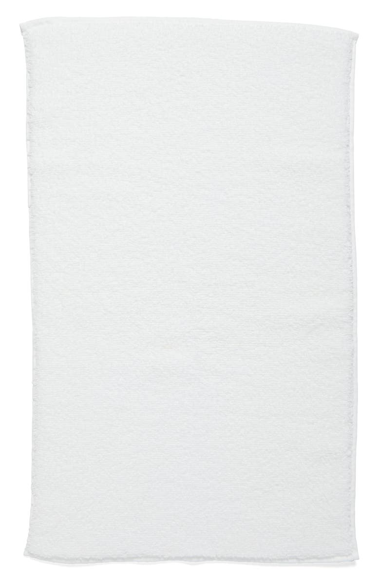 NORDSTROM AT HOME Hydrocotton Bath Mat, Main, color, WHITE