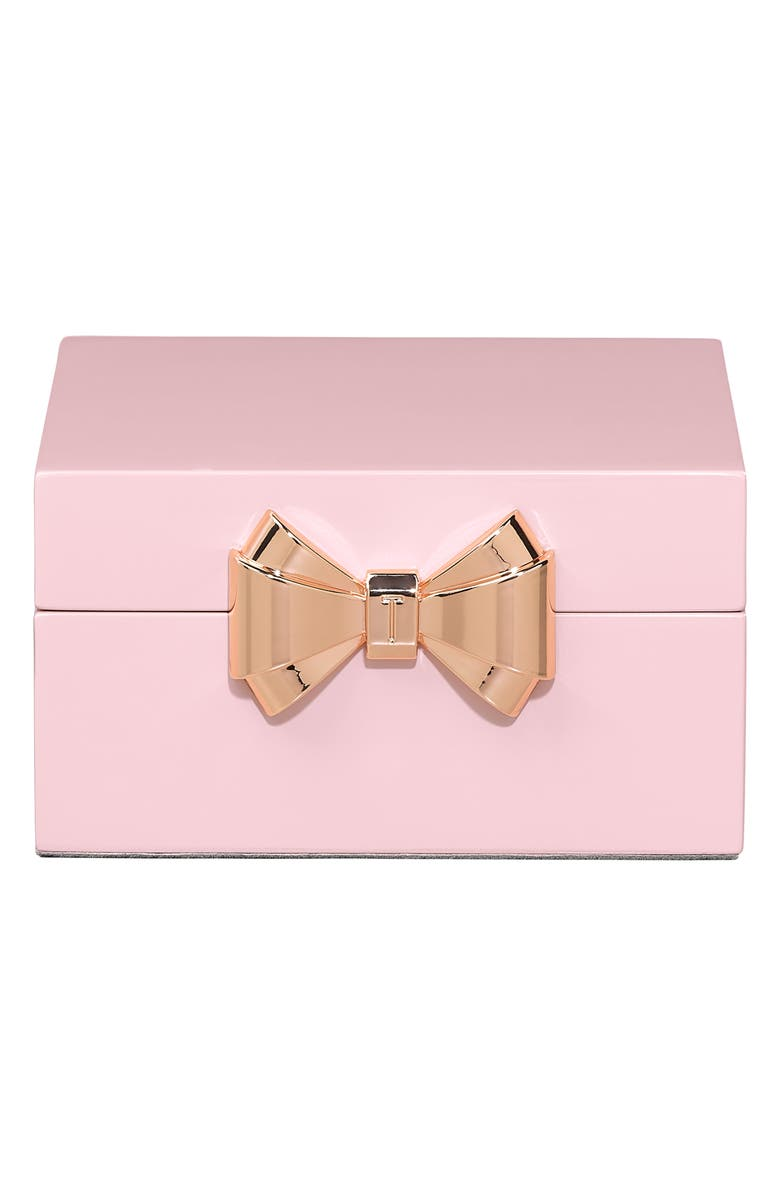 TED BAKER LONDON Square Jewelry Box, Main, color, 650