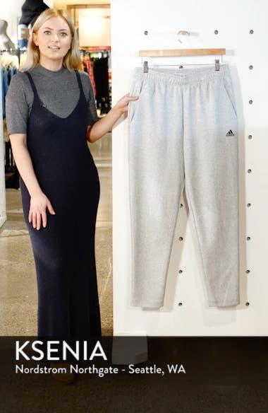 ID Stadium Slim Fit Knit Pants, sales video thumbnail
