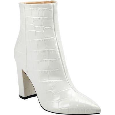 Marc Fisher Ltd Ulani Pointy Toe Bootie- White