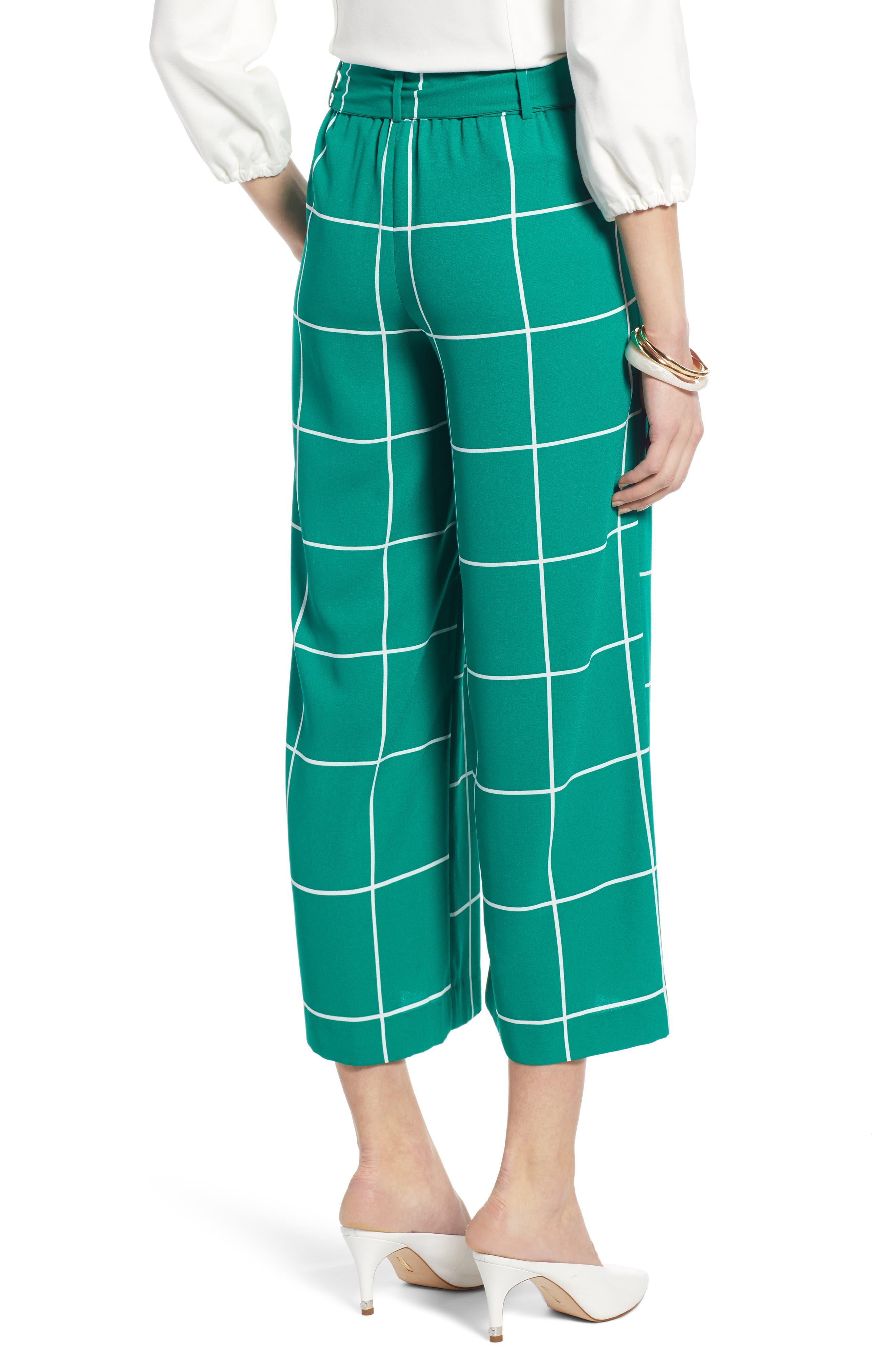 ,                             Wide Leg Crop Pants,                             Alternate thumbnail 40, color,                             310