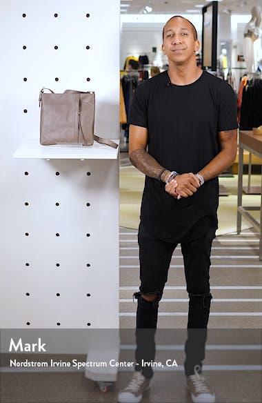 Leather Shoulder Bag, sales video thumbnail